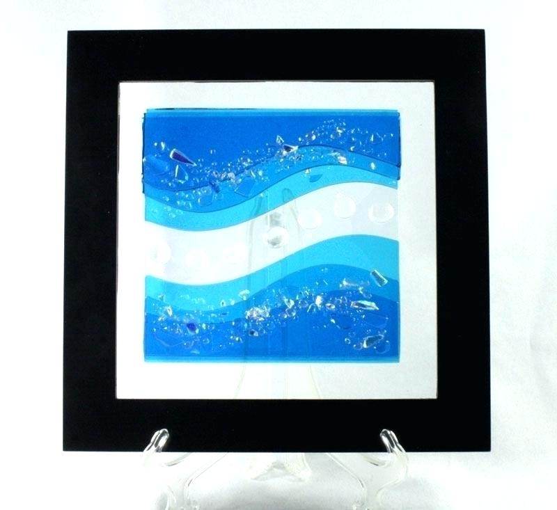 Widely Used Fused Glass Wall Art Cornwall (View 15 of 15)