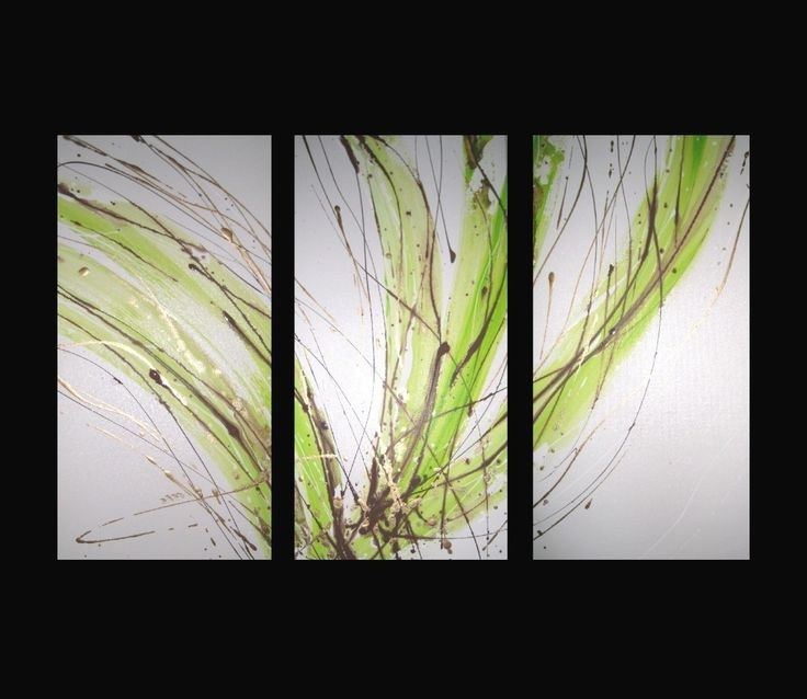 Widely Used Green Abstract Wall Art For 30 Lime Green Wall Art, 20 Ideas Of Lime Green Wall Art Wall Art (View 6 of 15)