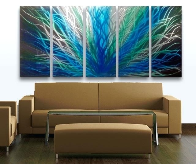 Widely Used Melbourne Abstract Wall Art Within Modern Metal Wall Art Mind Blowing Handmade Modern Metal Wall Art (View 15 of 15)