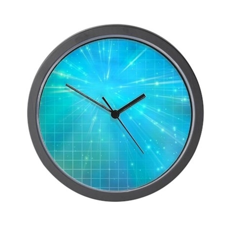 Widely Used Modern Art Abstract Wall Clockadmin Cp70839509, Abstract Wall Throughout Abstract Wall Art With Clock (View 9 of 15)