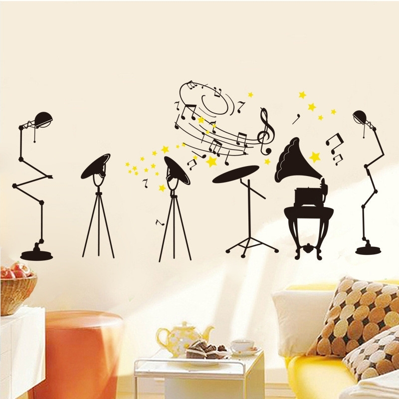 Widely Used Music Theme Wall Art Pertaining To Outstanding Wall Art Music Theme Gallery Ideas Dochista Best (View 13 of 15)