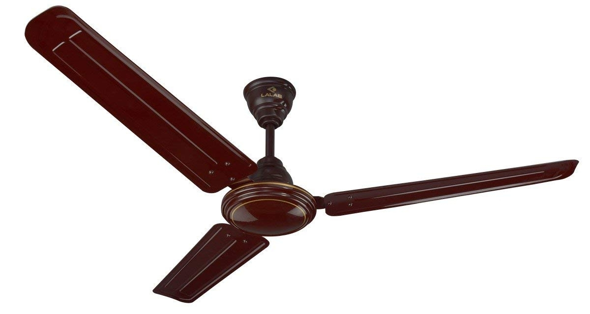 Widely Used Outdoor Ceiling Fan With Brake In Buy Bajaj New Bahar 1200Mm Ceiling Fan (Brown) Online At Low Prices (View 14 of 15)