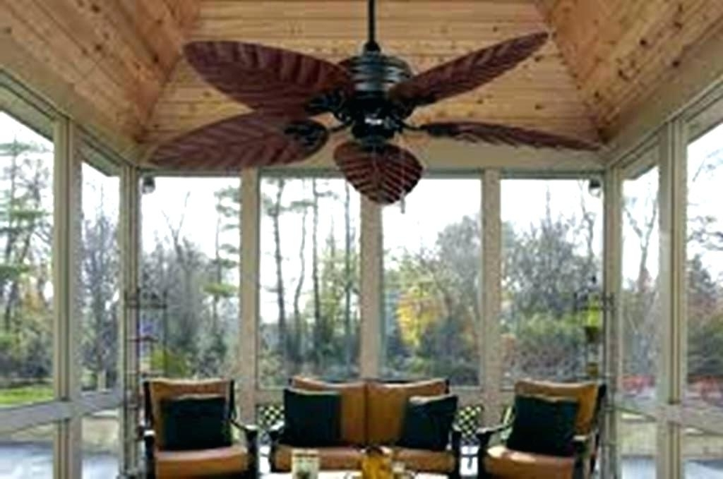 Widely Used Outdoor Ceiling Fans Outdoor Ceiling Fan Without Light Image Of Within Outdoor Ceiling Fans Without Lights (View 15 of 15)