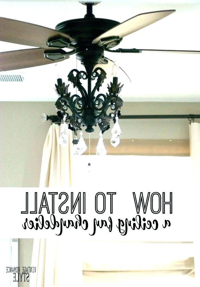 Widely Used Outdoor Ceiling Fans With Mason Jar Lights Pertaining To Strikingly Ideas Ceiling Fans With Chandeliers Attached Fan (View 15 of 15)