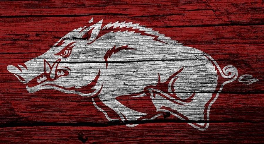 Widely Used Razorback Wall Art For Razorback Wall Art Arkansas Razorbacks On Wood Digital Art Dan (View 15 of 15)
