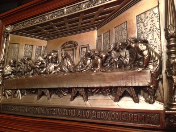 Widely Used The Last Supper Wall Art For Well Suited Design The Last Supper Wall Art House Interiors Creative (View 12 of 15)