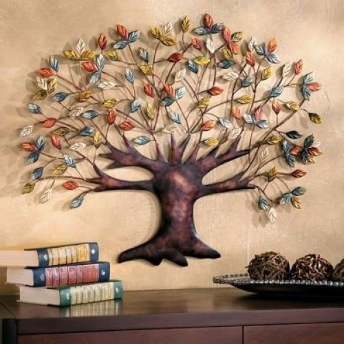 Widely Used Tree Sculpture Wall Art With Regard To Large Ancient Tree Of Life Wall Art Decor Patio Sculpture Indoor (View 15 of 15)