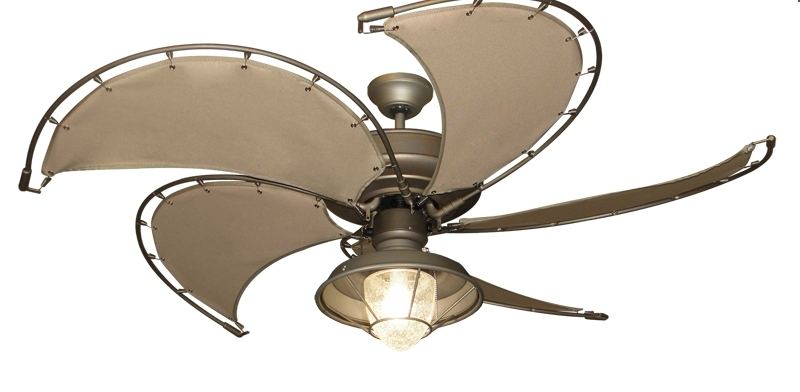 Widely Used Unique Outdoor Ceiling Fans With Lights Inside Unique Fans  (View 15 of 15)