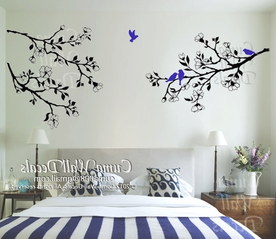 Widely Used Wall Art Ideas Design : Exciting Tree Branch Wall Art Diy Tree For Tree Branch Wall Art (View 11 of 15)