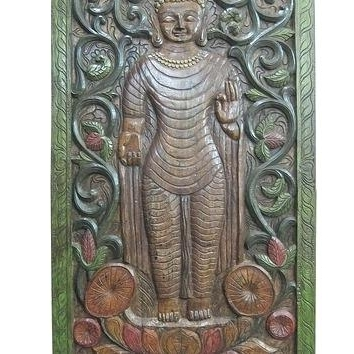 Widely Used Wood Wall Carvings Wood Wall Carvings New Best Carved Wood Wall Regarding Wooden Wall Art Panels (View 14 of 15)
