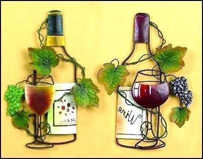 Wine Theme Wall Art Regarding Latest Attractive Marvelous Vineyard Wall Decor Neyard Wall Art Decorating (View 11 of 15)
