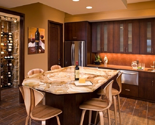 Wine Themed Wall Art Ideas For Kitchen Decor (View 8 of 15)