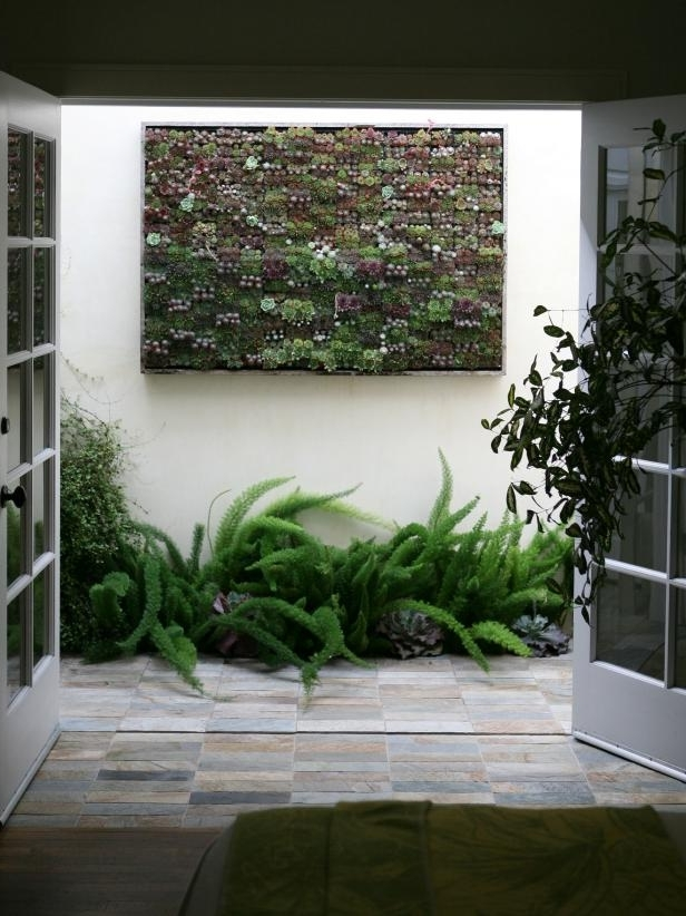 Winsome Inspiration Outdoor Wall Art Ideas Simple Design Decor With Famous Modern Outdoor Wall Art (View 10 of 15)