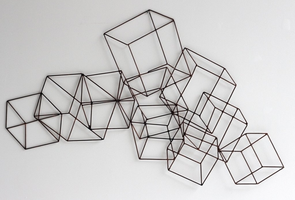 Wire Wall Decor Trend Wire Wall Art – Wall Decoration And Wall Art Ideas With Popular Wire Wall Art Decors (View 14 of 15)