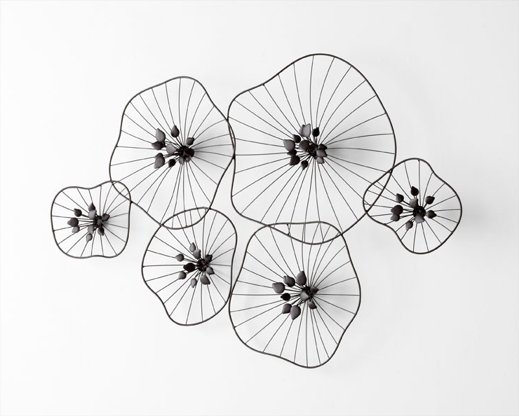Wire Wall Decor Wire Wall Decor 2018 Wall Decorating Ideas With Most Popular Wire Wall Art Decors (View 15 of 15)