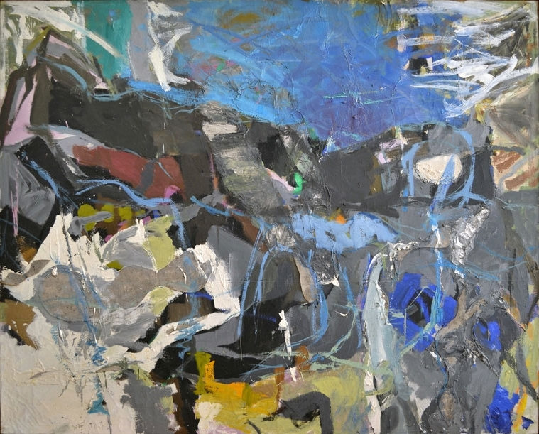 Women Of Abstract Expressionism (View 14 of 15)