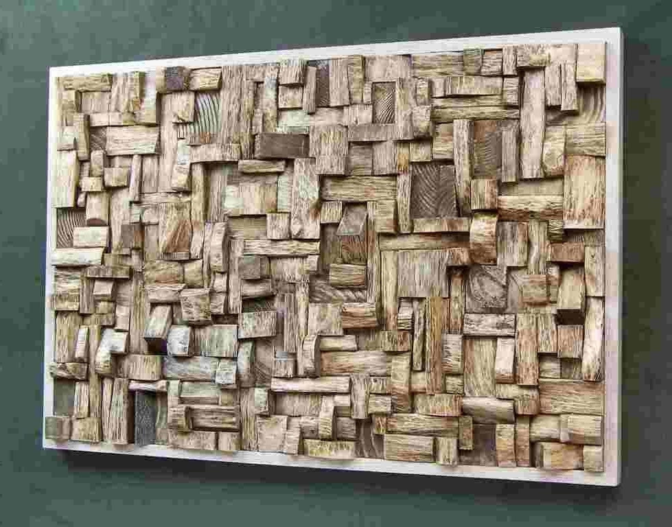 Wood Panel Wall Decor Art Project Sewn Fantastic Wood Panel Wall Intended For Most Current Wood Panel Wall Art (View 15 of 15)