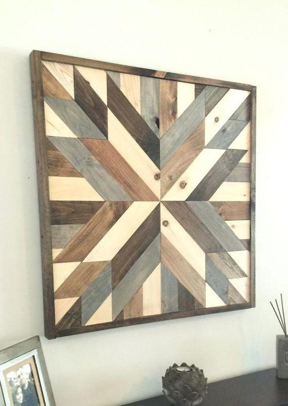 Wood Wall Art Sale Reclaimed Wood Wall Art Modern Wall Decor Wooden Regarding Newest Driftwood Wall Art For Sale (View 15 of 15)