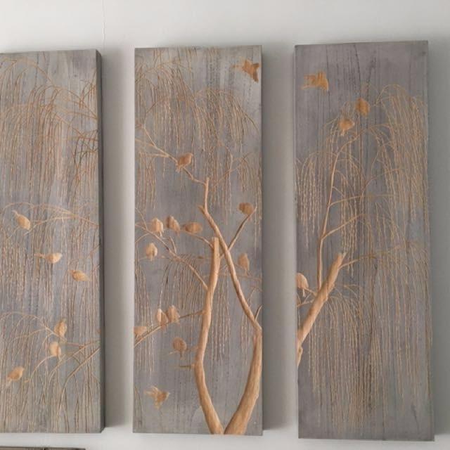 Wooden Wall Art Panels Inside 2017 Wooden Wall Art Panels (View 11 of 15)