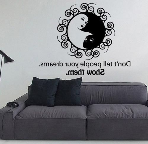 Yin Yang Wall Art for Fashionable Yin Y Cool Yin Yang Wall Decor - Wall Decoration And Wall Art Ideas