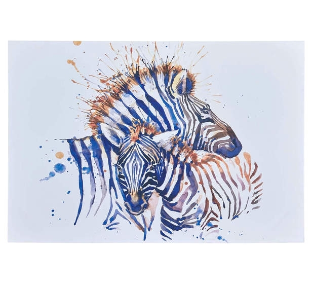 Zebra Wall Art – Www (View 12 of 15)