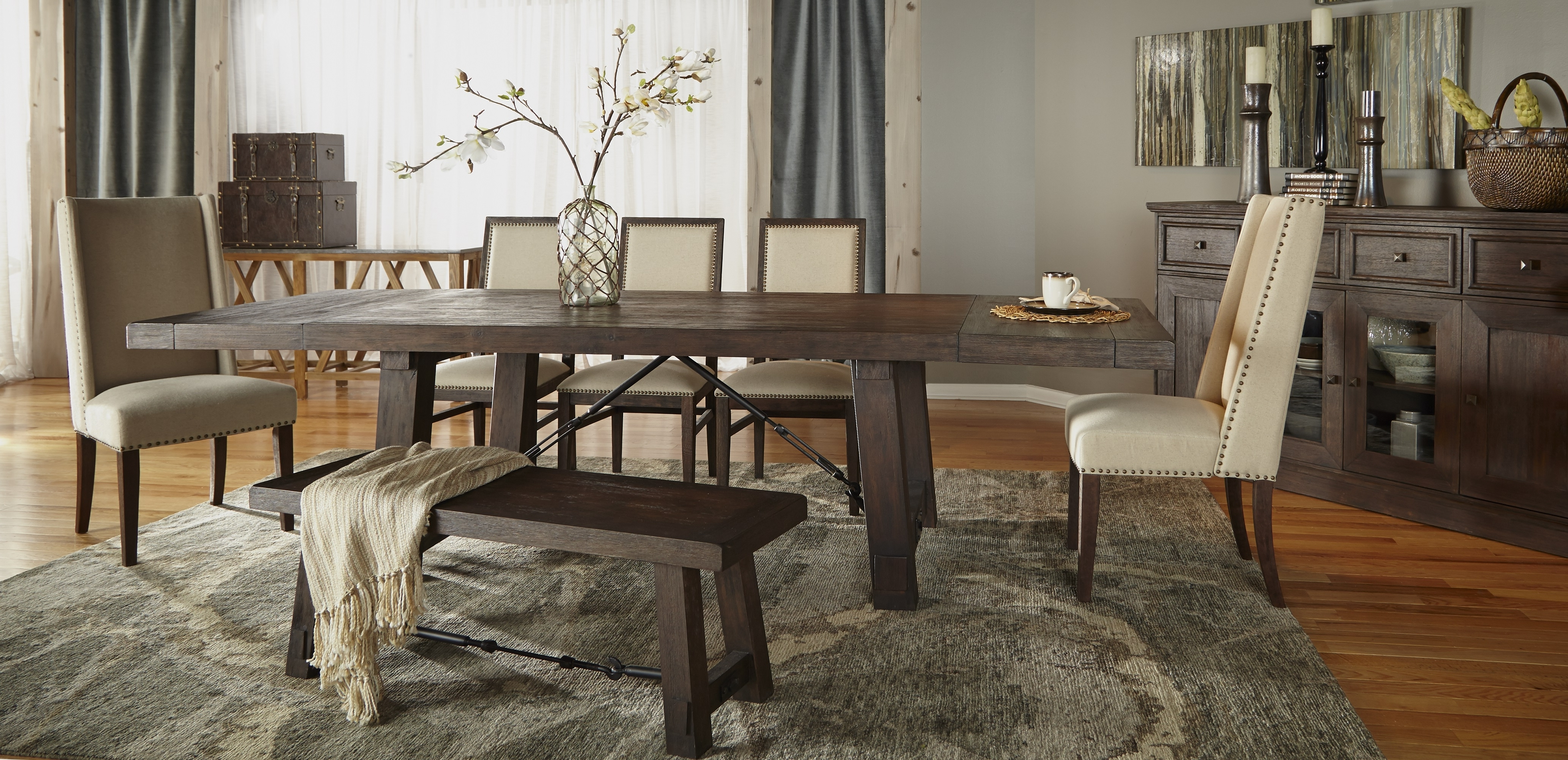 [%100+ [ Extension Dining Room Tables ] | Designs Vineyard Extension For Well Known Chapleau Ii 7 Piece Extension Dining Table Sets|Chapleau Ii 7 Piece Extension Dining Table Sets For Newest 100+ [ Extension Dining Room Tables ] | Designs Vineyard Extension|Best And Newest Chapleau Ii 7 Piece Extension Dining Table Sets Within 100+ [ Extension Dining Room Tables ] | Designs Vineyard Extension|Widely Used 100+ [ Extension Dining Room Tables ] | Designs Vineyard Extension Within Chapleau Ii 7 Piece Extension Dining Table Sets%] (View 23 of 25)