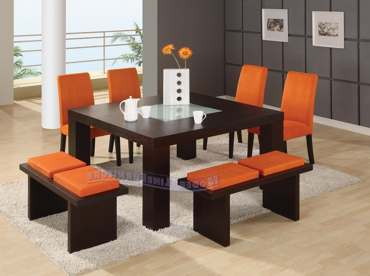 12. Unique Dining Table Home Interior Design 120 Cool Dining Tables pertaining to Most Up-to-Date Unusual Dining Tables For Sale