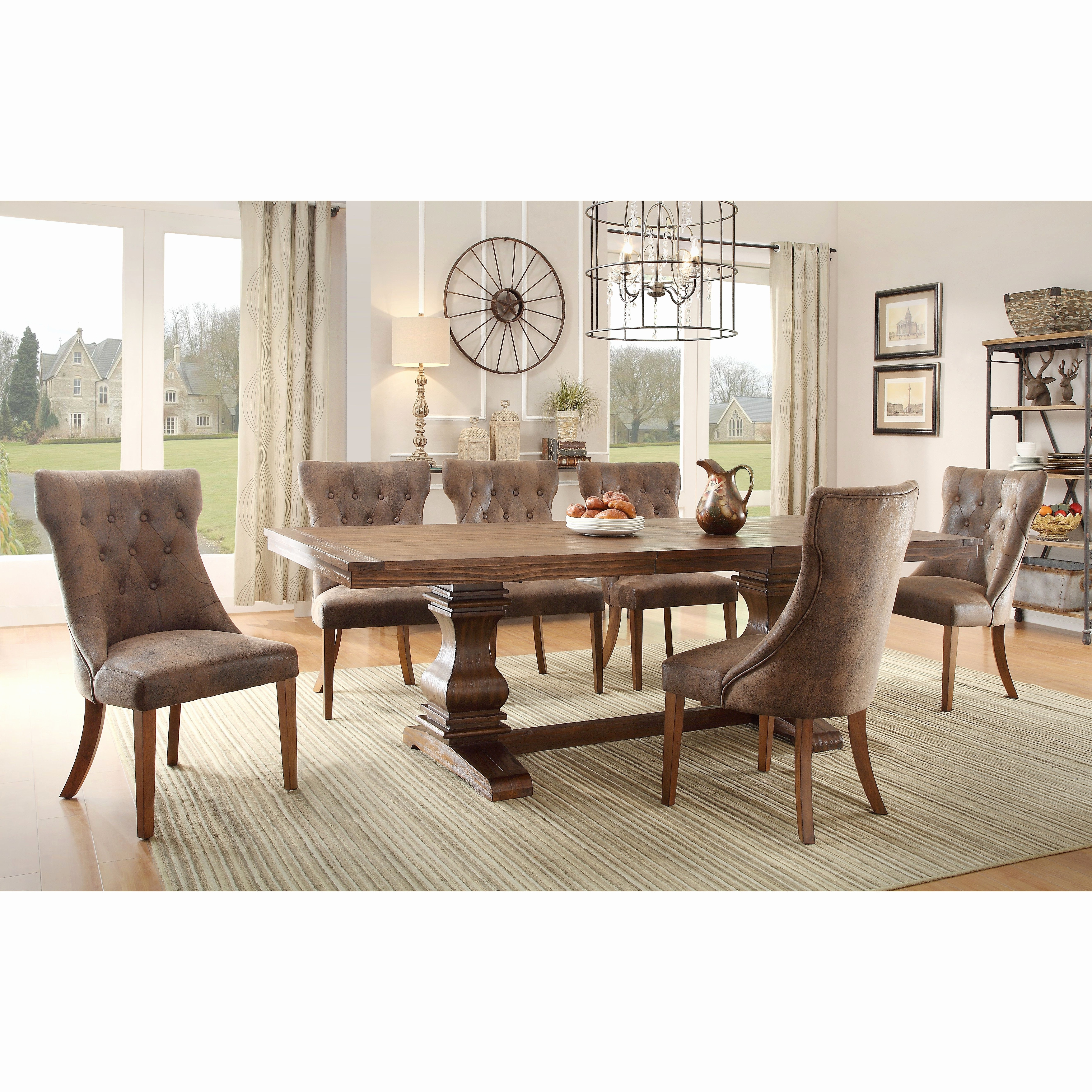 20 Elegant Coralayne Dining Set (Gallery 5 of 25)