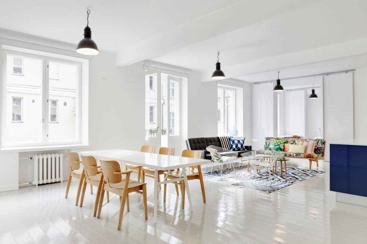 20 Scandinavian Design Dining Room Ideas Regarding Most Recently Released Danish Style Dining Tables (View 1 of 25)