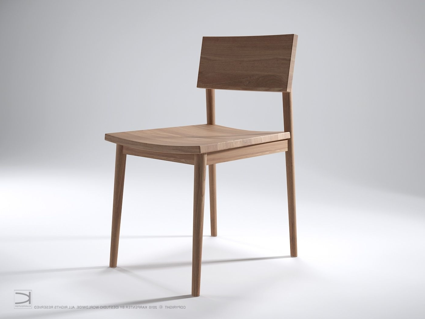 2017 A Very Simple And Stylish Dining Chair, Which Is Beautiful And Within Stylish Dining Chairs (View 1 of 25)
