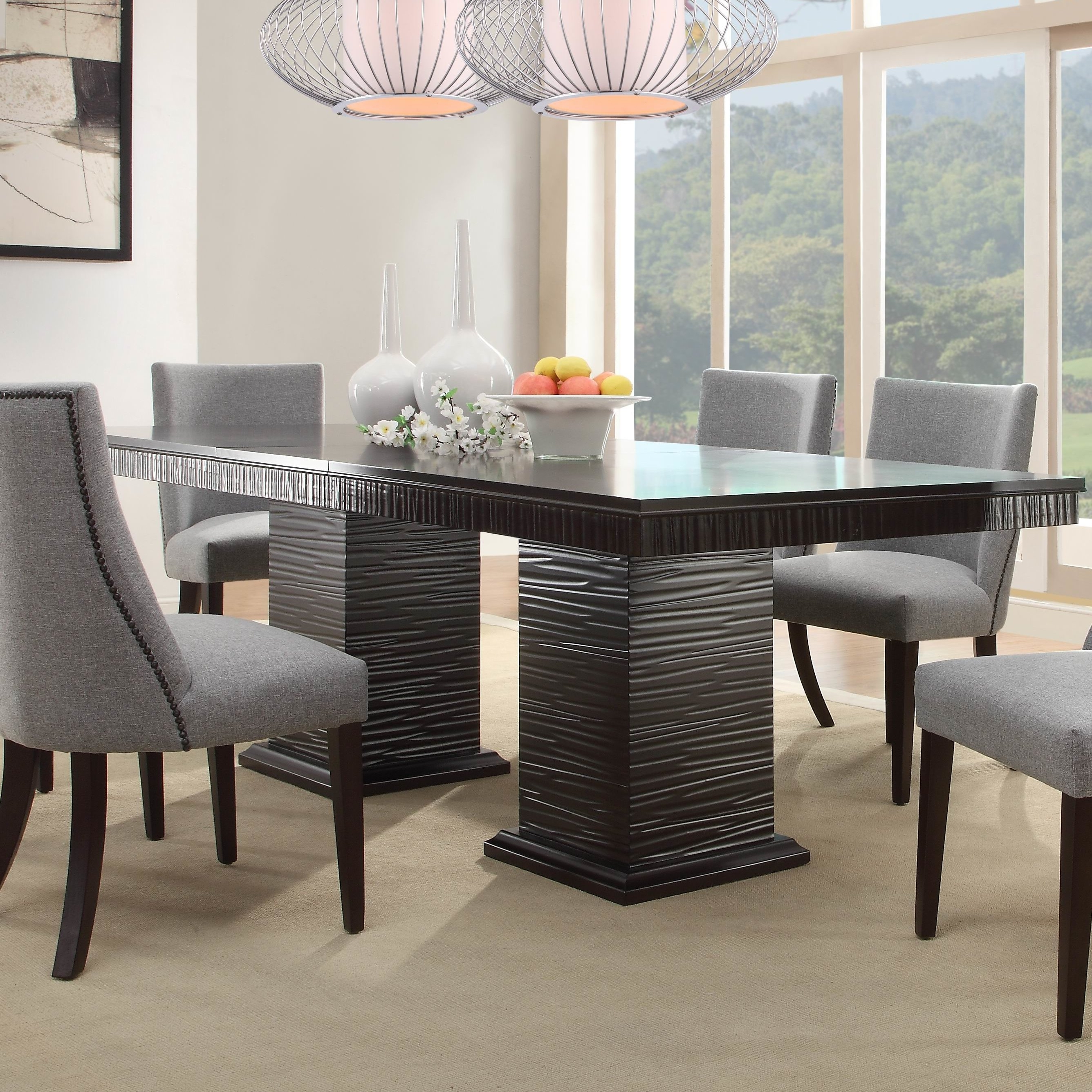 2017 Cadogan Extendable Dining Table With Regard To Extendable Dining Sets (View 12 of 25)