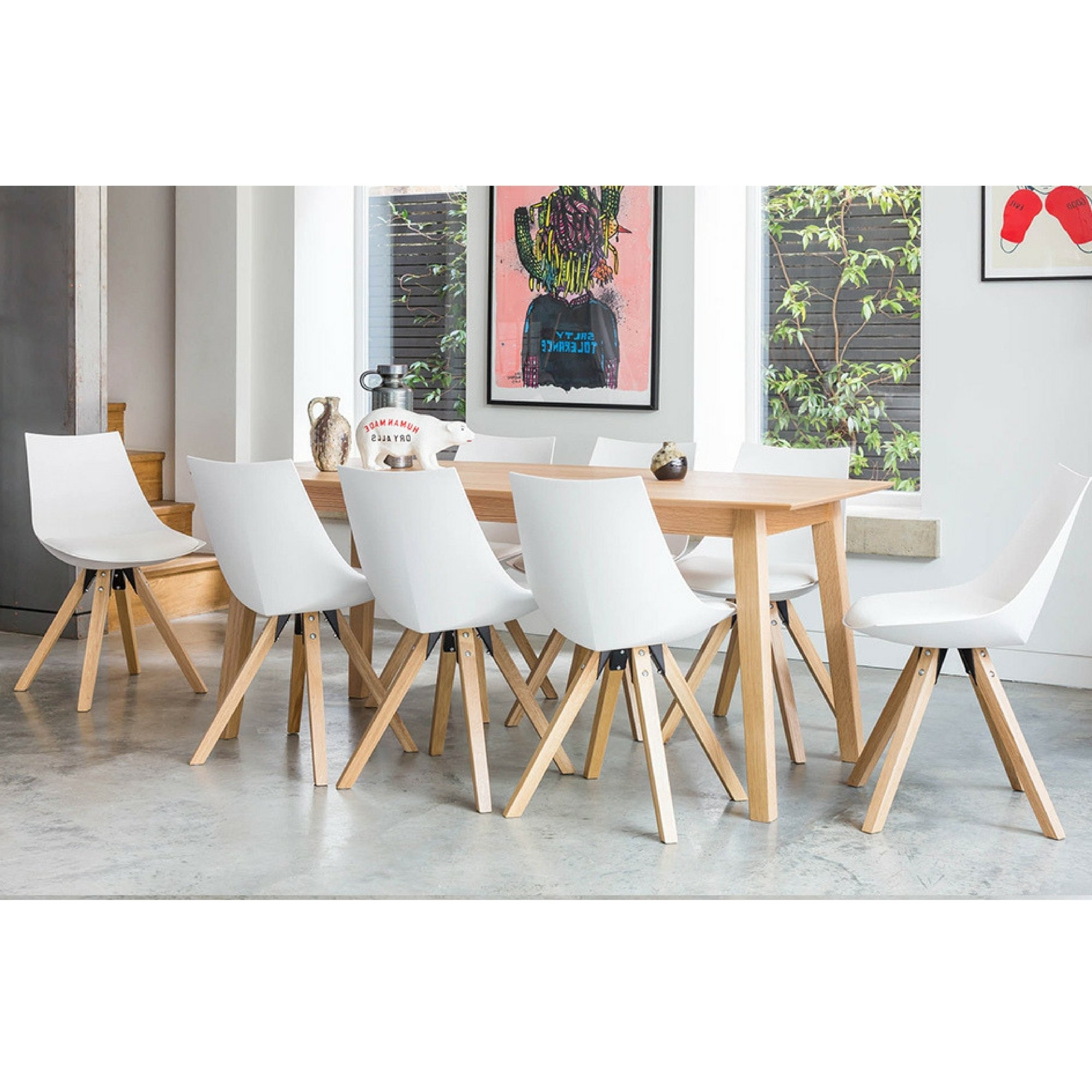 2017 Dining Tables And 8 Chairs In Norden Home Evergreen Dining Set With 8 Chairs (View 23 of 25)