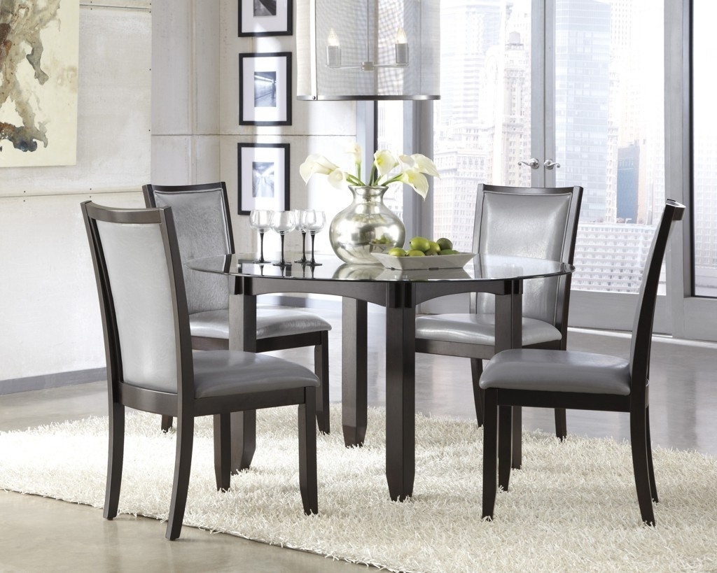 2017 Dining Tables Grey Chairs With Dining Tables (View 18 of 25)