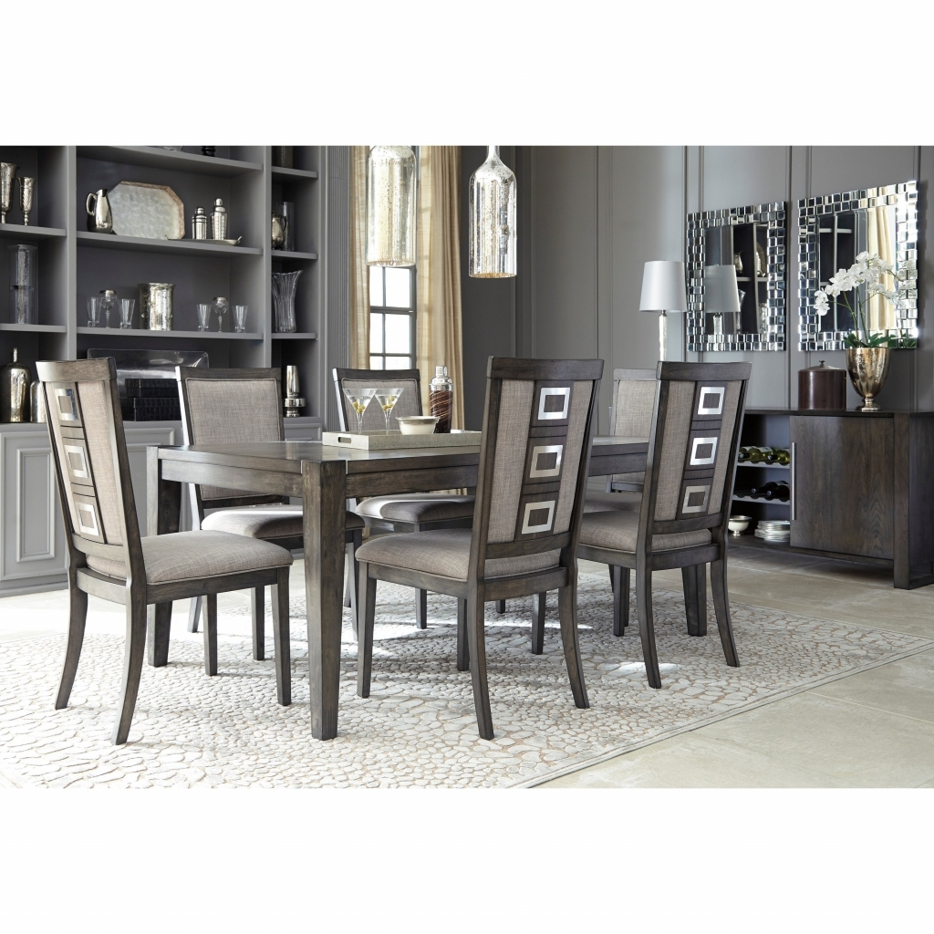 2017 Furniture: Rectangular Dining Table Beautiful Chadoni Rectangular Throughout Jaxon Extension Rectangle Dining Tables (View 21 of 25)