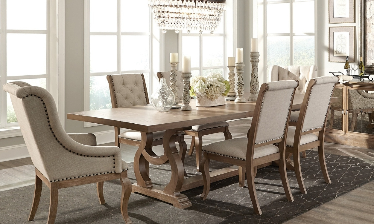 2017 How To Buy The Best Dining Room Table – Overstock Tips & Ideas Intended For Dining Room Tables And Chairs (Gallery 3 of 25)