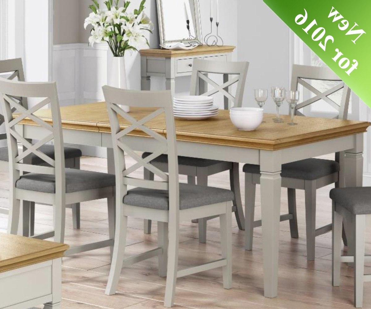 2017 Intotal Chesham Compact Butterfly Extending Table – Dining Tables Regarding Compact Dining Tables (Gallery 10 of 25)