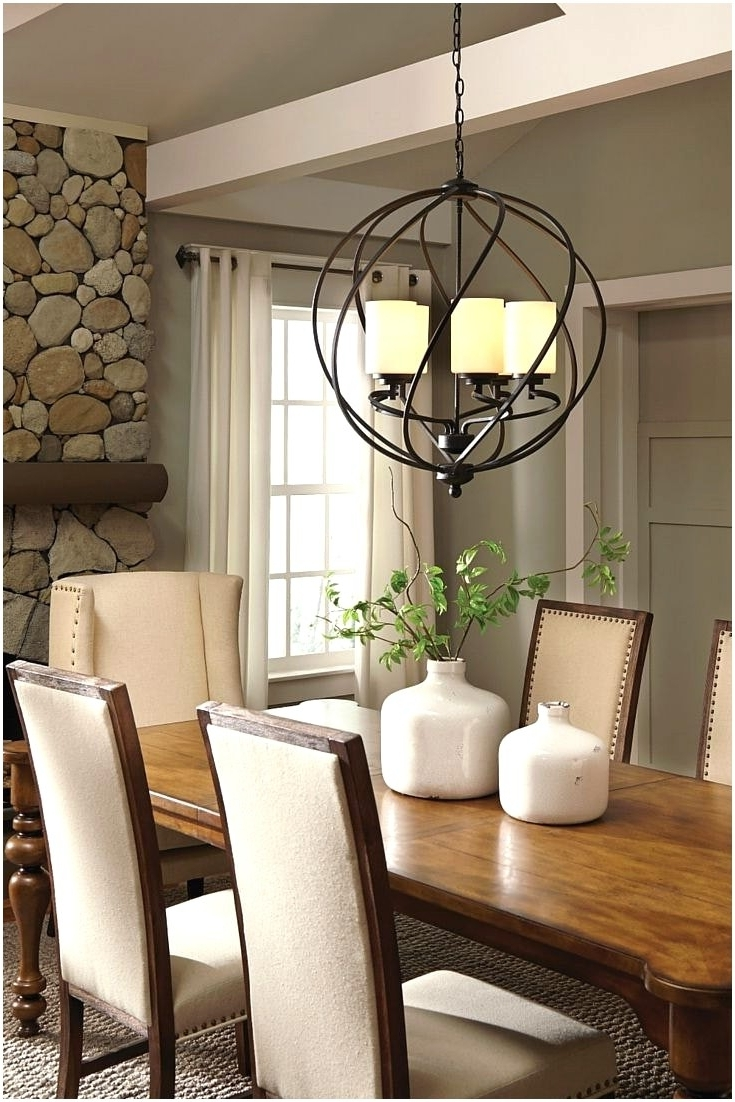 2017 Kitchen Table Light 20 Brilliant Ideas For Modern Kitchen Lighting Within Over Dining Tables Lighting (Gallery 6 of 25)