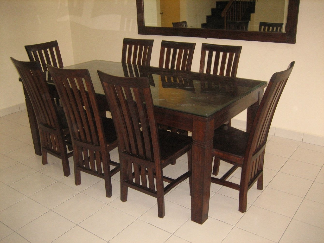 2017 Second Hand Oak Dining Chairs Regarding 55+ Second Hand Oak Dining Table And Chairs – Vintage Modern (View 5 of 25)