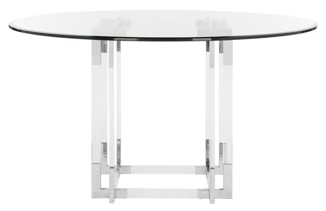 2017 Sfv2509B - Safavieh with Acrylic Dining Tables
