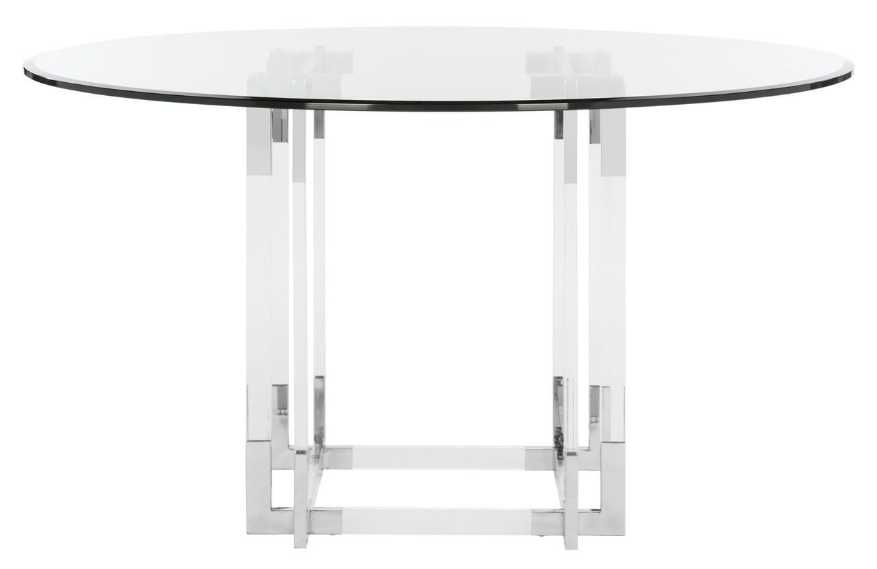 2017 Sfv2509B – Safavieh With Acrylic Dining Tables (View 1 of 25)