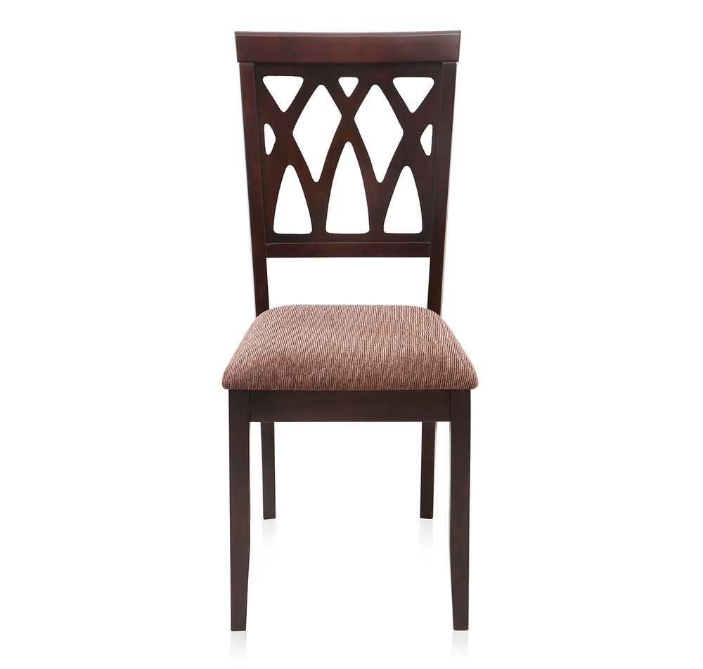 2018 Buy Peak Dining Chair – @homenilkamal, Brown Online – At Home In Dining Chairs (Gallery 16 of 25)