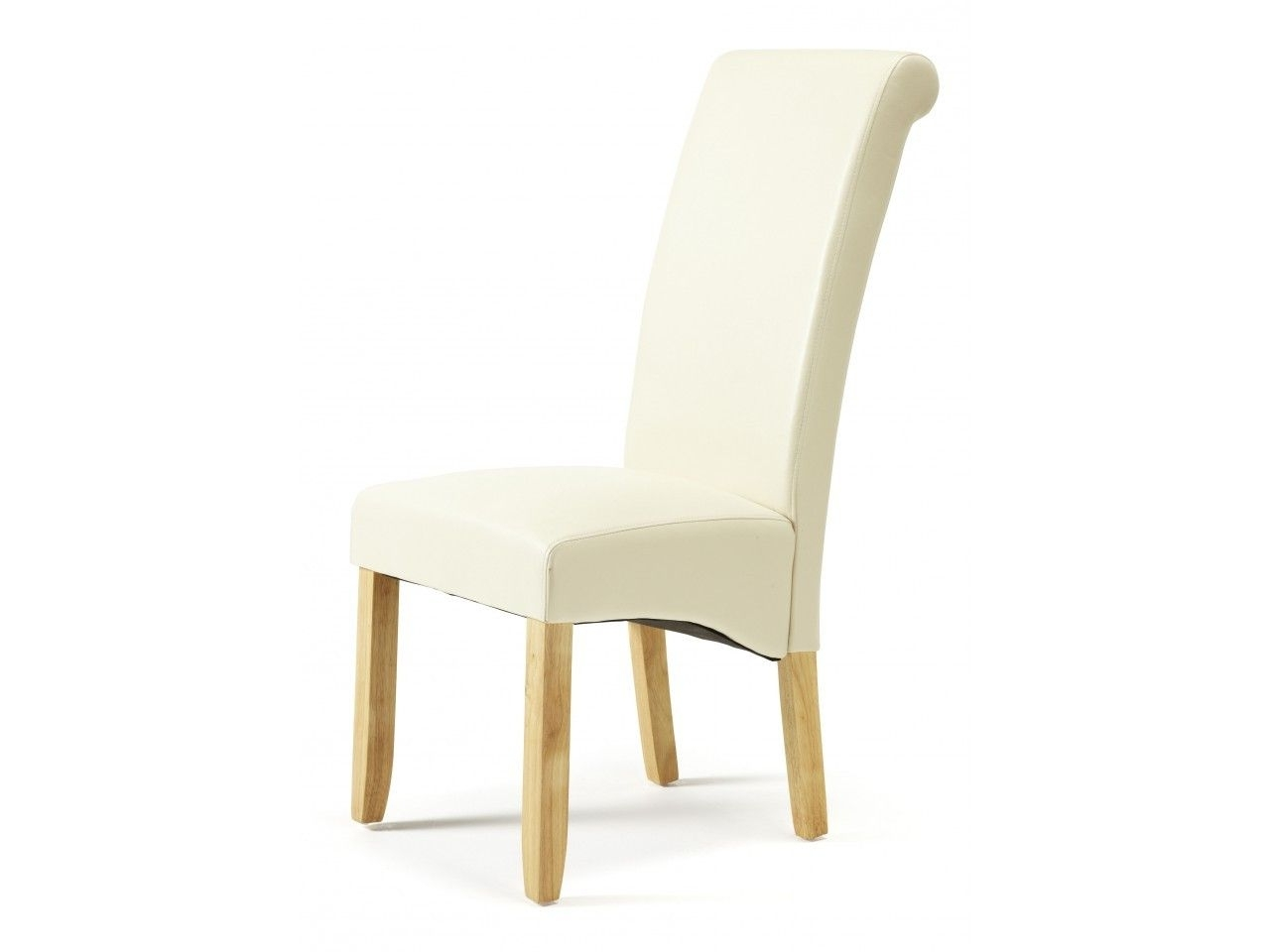 2018 Cream Leather Dining Chair – Modern Classic Furniture Check With Best And Newest Cream Leather Dining Chairs (Gallery 1 of 25)