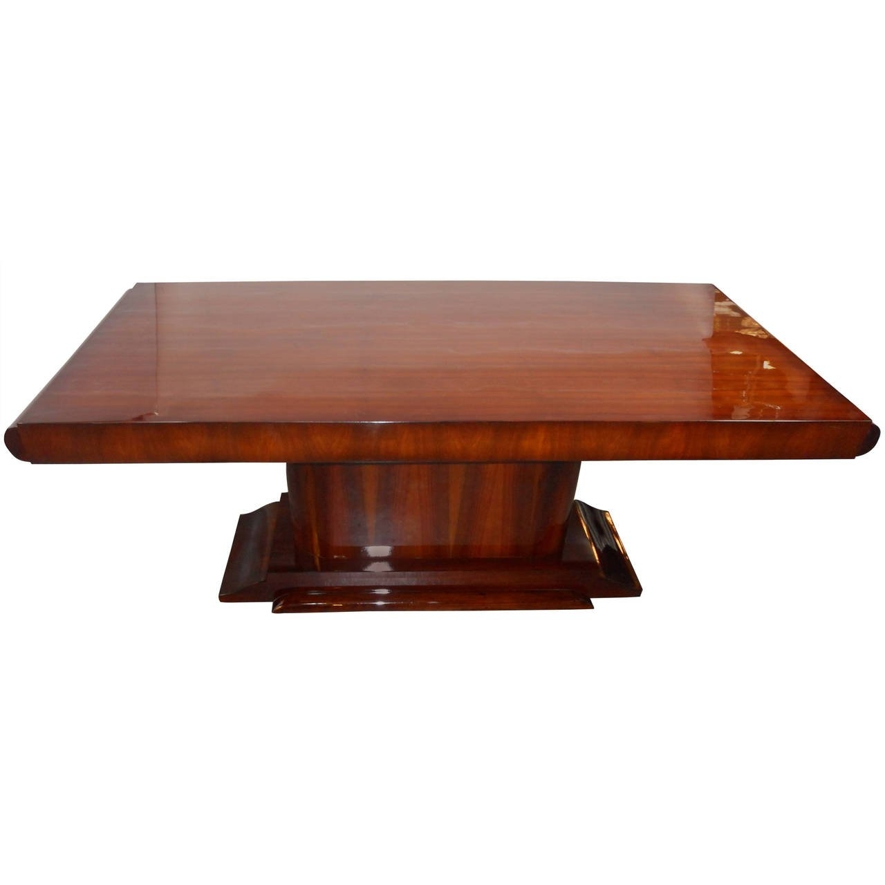 2018 Dining Tableleon Jallot, Circa 1920S For Sale At 1Stdibs with regard to Leon Dining Tables
