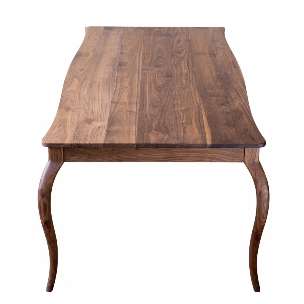 2018 Ebonycurated throughout Noah Dining Tables