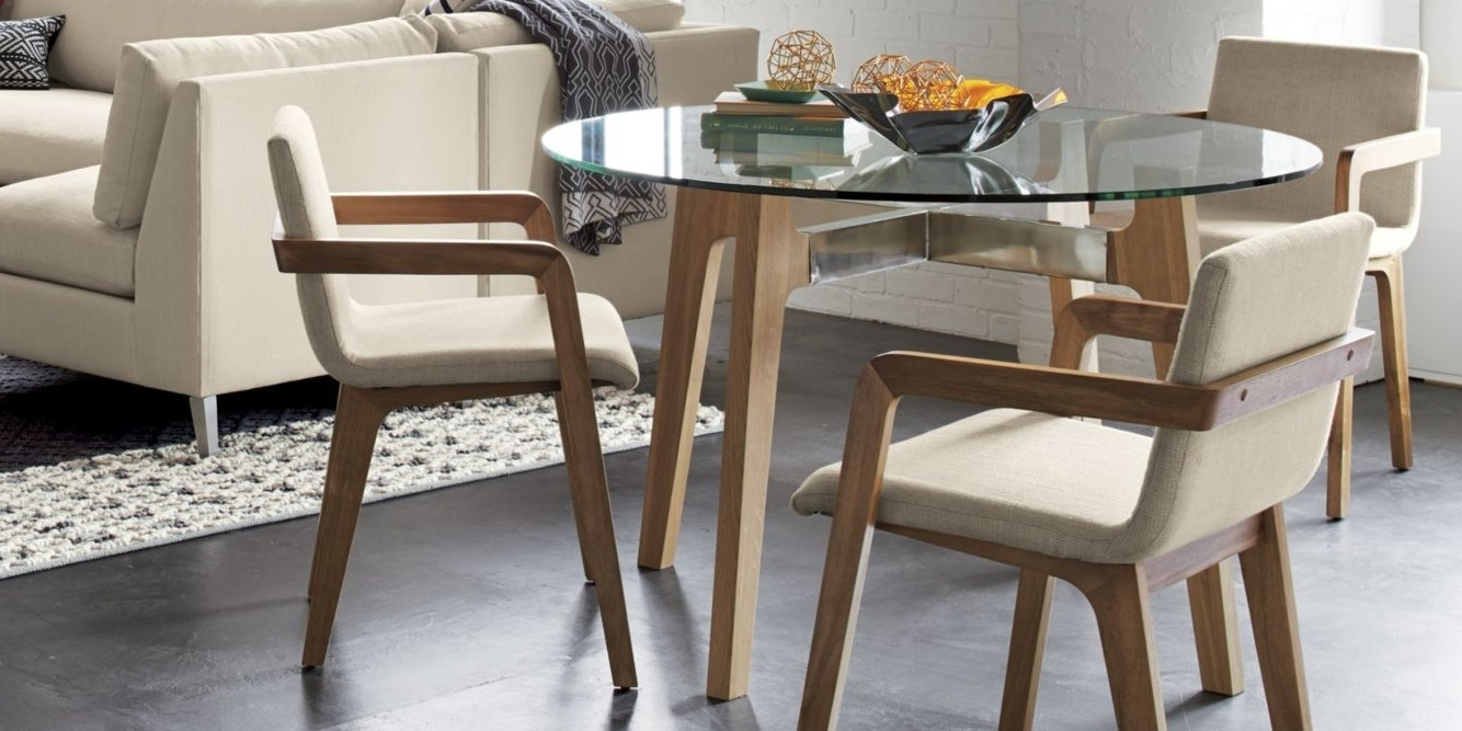 2018 Market 6 Piece Dining Sets With Host And Side Chairs throughout The Best Dining Table You Can Buy - Business Insider
