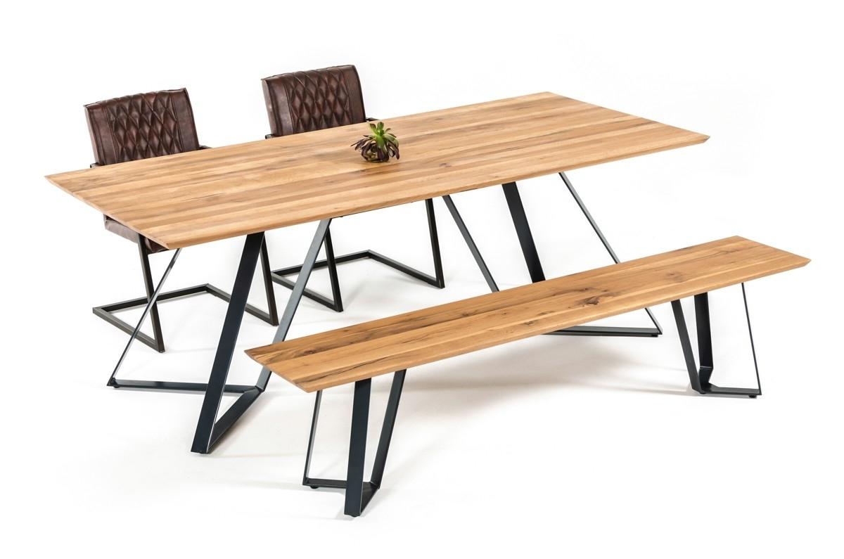 2018 Nova Domus Pisa Modern Drift Oak Dining Table Inside Pisa Dining Tables (View 16 of 25)