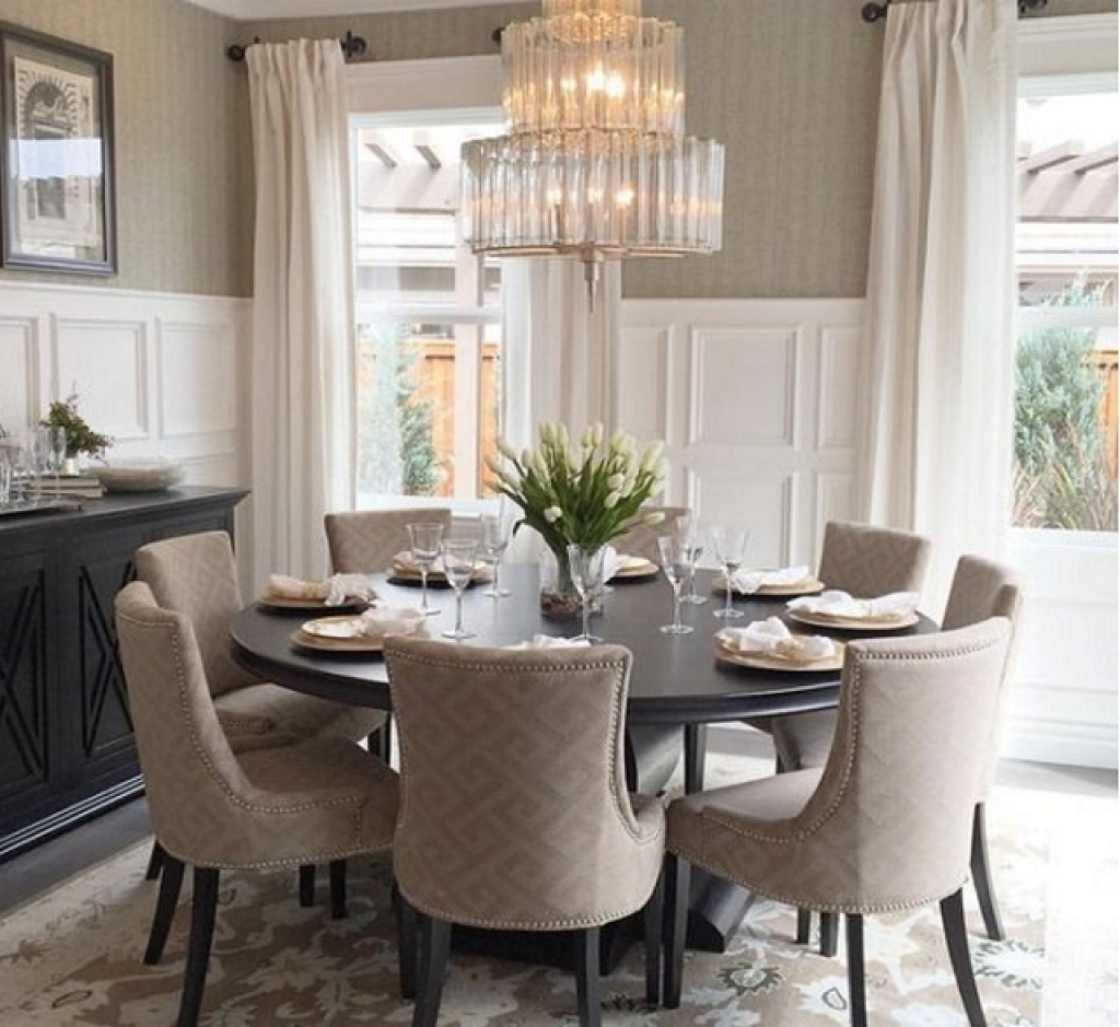 2018 Oak Dining Tables And 8 Chairs Regarding Table And 8 Chairs Dining Table And 8 Chairs (View 12 of 25)