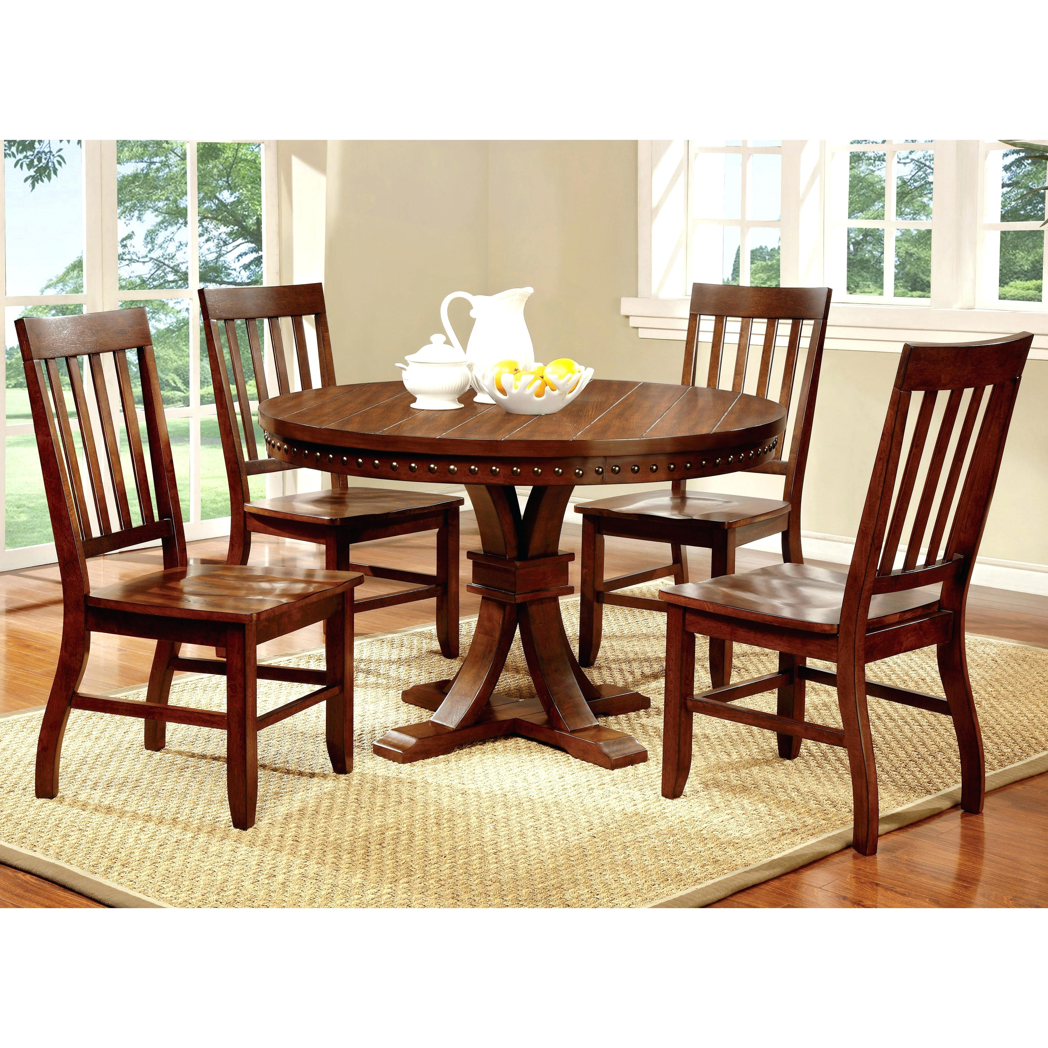 2018 Oak Table And Chairs Oak Dining Chairs Ebay – Sardin Throughout Dining Chairs Ebay (View 22 of 25)
