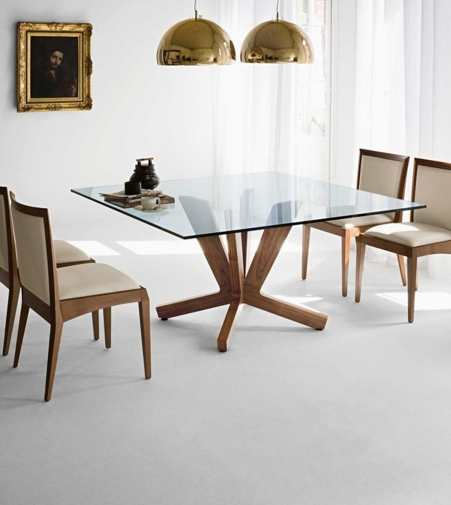 2018 Square Dining Table With Leaf Extension Impressive 8 Person Dining Throughout Square Dining Tables (View 21 of 25)
