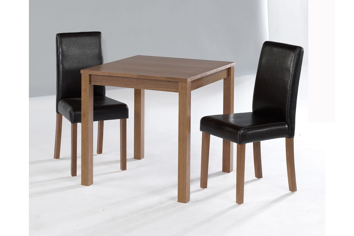 2018 Two Seat Dining Tables With Regard To Small Dinner Table For 2 – Home Office Furniture Set Check More At (View 10 of 25)